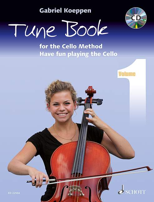 Cello method: Tune book 1 image